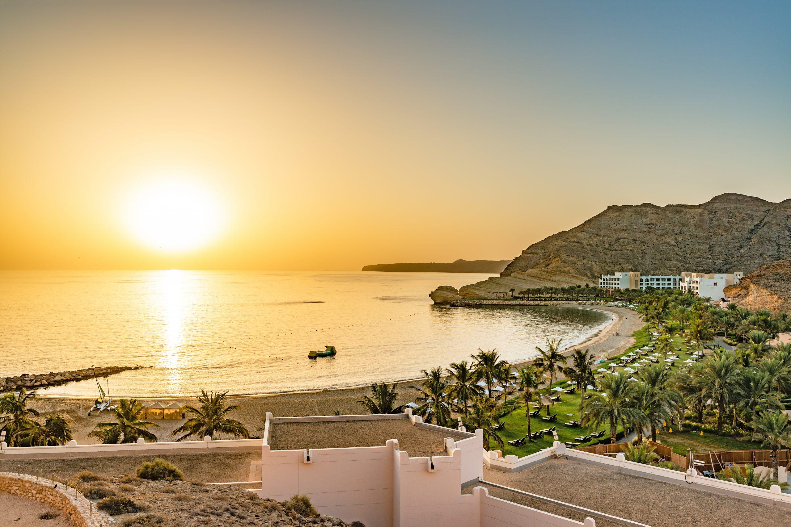 Making Oman Green Again